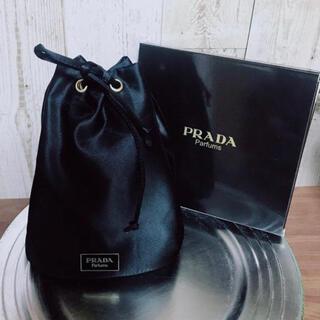 PRADA - プラダ Prada parfums ノベルティ ポーチ