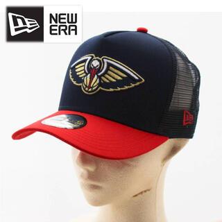 ニューエラー(NEW ERA)の《ニューエラ》新品 ニューオリンズ ペリカンズ ロゴ刺繍 キャップ 調整可 F(キャップ)