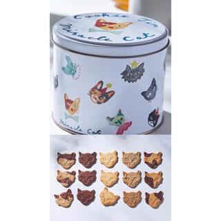 フェアリーケーキ fairy cakey 神様のいたずらネコクッキー缶(菓子/デザート)