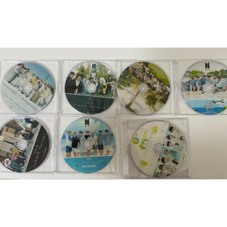 防弾少年団(BTS) - BTS summer package winter package DVDセット