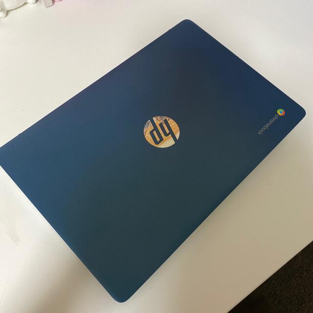 Google(グーグル)のGoogle Chromebook HP ノートパソコン 14.0型  スマホ/家電/カメラのPC/タブレット(ノートPC)の商品写真