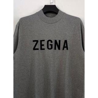 FEAR OF GOD - 【新品】FOG × zegna コラボTシャツ  Lサイズ