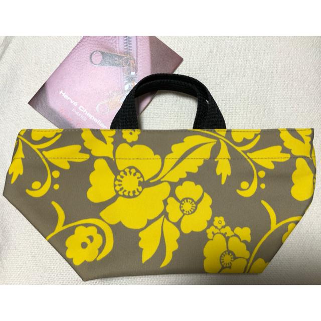 Herve Chapelier(エルベシャプリエ)のエルベシャプリエ  アラベスク 901F  ナイロントートバッグ レディースのバッグ(トートバッグ)の商品写真