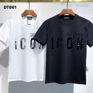 DSQUARED2 - DSQUARED2(#56) 2枚9000 Tシャツ 半袖 M-3XLサイズ選択