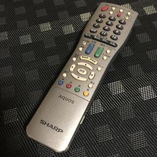 シャープ(SHARP)のシャープ テレビ リモコン ga560wjsa(テレビ)