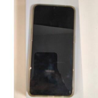オッポ(OPPO)のOPPO RenoA ブラック 64GB SIM SIMフリー(スマートフォン本体)