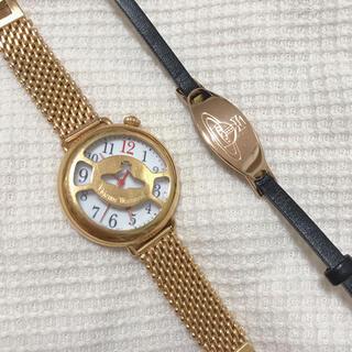 Vivienne Westwood - Vivienne Westwoodの腕時計 革ベルト付き