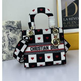 Christian Dior - LADY D-LITE ミディアムバッグ