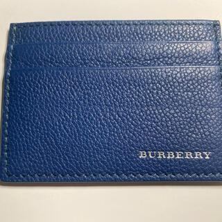 バーバリー(BURBERRY)のBurberry 名刺ケース(名刺入れ/定期入れ)