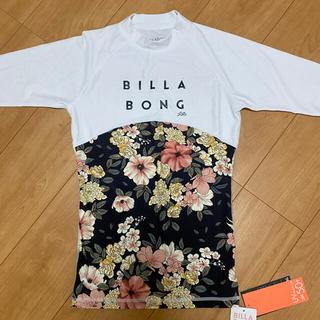 billabong - 新品未使用♪BILLABONGラッシュガードレディース❗️日本未入荷❗️