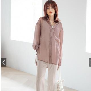 GRL - シアーシャツ インナー付き セット