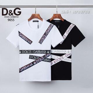 ドルチェアンドガッバーナ(DOLCE&GABBANA)の2枚10000 DOLCE&GABBANA Tシャツ 半袖 #51(その他)