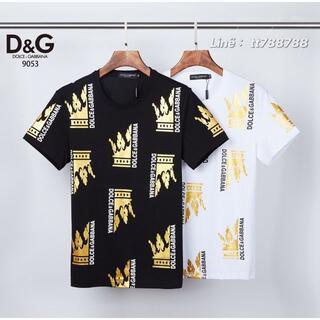 ドルチェアンドガッバーナ(DOLCE&GABBANA)の2枚10000 DOLCE&GABBANA Tシャツ 半袖 #52(その他)