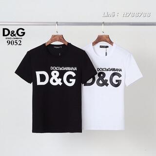ドルチェアンドガッバーナ(DOLCE&GABBANA)の2枚10000 DOLCE&GABBANA Tシャツ 半袖 #53(その他)