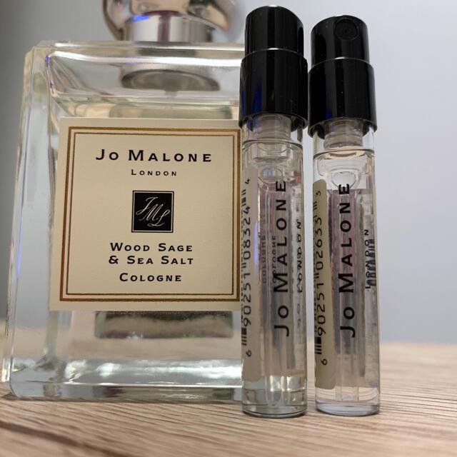 Jo Malone(ジョーマローン)のJoMalone ジョーマローン 香水 サンプル 1.5ml コスメ/美容の香水(ユニセックス)の商品写真