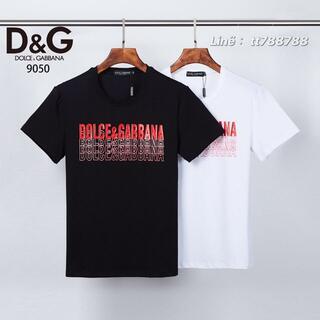 ドルチェアンドガッバーナ(DOLCE&GABBANA)の2枚10000 DOLCE&GABBANA Tシャツ 半袖 #55(その他)