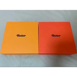 ボウダンショウネンダン(防弾少年団(BTS))のBTS 防弾少年団 Butter CD 二形態セット 2形態セット(K-POP/アジア)