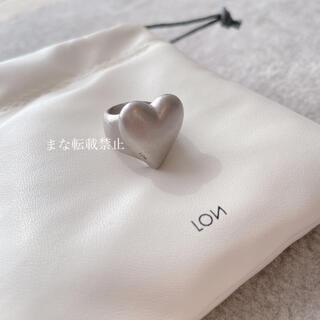 Ron Herman - LON ロン Full Heart Ring フルハートリング