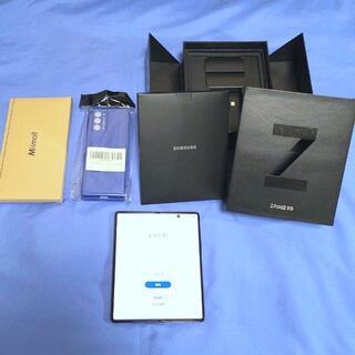 SAMSUNG - オマケ多数★Galaxy Z Fold 2 ROM512GB★SIMフリー海外版