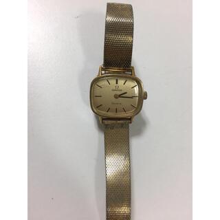 オメガ(OMEGA)のOMEGA GENEVE オメガ ジュヌーブ 手続き 金張り(腕時計)