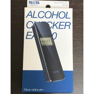 タニタ(TANITA)のアルコールチェッカー TANITA EA-100(アルコールグッズ)