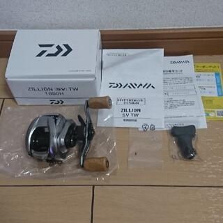 DAIWA - ダイワ 21ジリオン SV TW 1000H