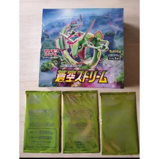ポケモン(ポケモン)の蒼空ストリームBOX(Box/デッキ/パック)