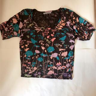 ツモリチサト(TSUMORI CHISATO)のツモリチサト 半袖トップス お値下げ!(カットソー(半袖/袖なし))