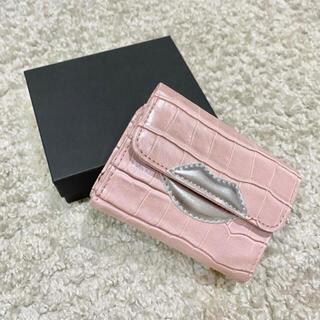 キャセリーニ(Casselini)の【箱付き】キャセリーニ ミニ財布 ピンク(財布)