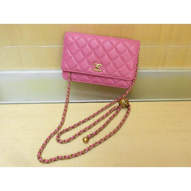 CHANEL(シャネル)のシャネル マトラッセ    チェーンウォレット チェーンショルダーバッグ レディースのバッグ(ショルダーバッグ)の商品写真