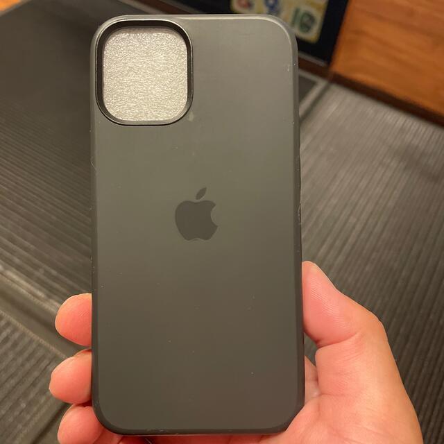 iPhone(アイフォーン)のiPhone12mini 純正シリコンケース スマホ/家電/カメラのスマホアクセサリー(iPhoneケース)の商品写真