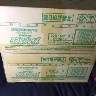 ポケモン(ポケモン)のダブルブレイズ  box 2カートン 未開封 ポケモンカード (Box/デッキ/パック)