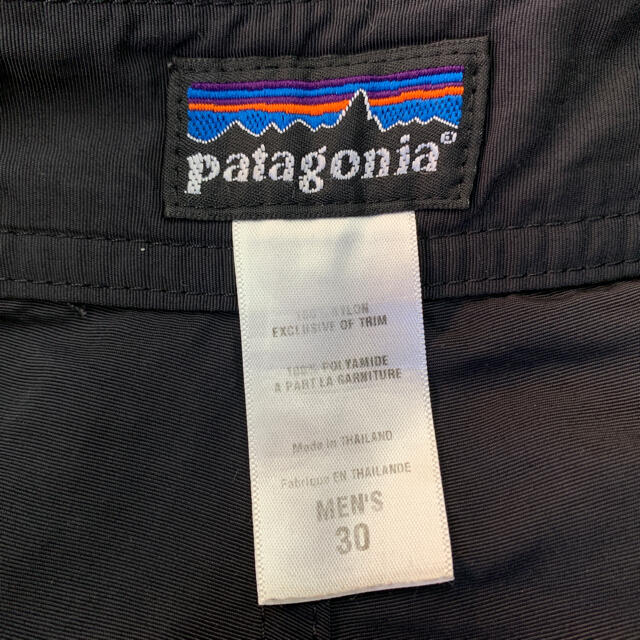patagonia(パタゴニア)のパタゴニア(PATAGONIA)ナイロンショートパンツ  メンズのパンツ(ショートパンツ)の商品写真
