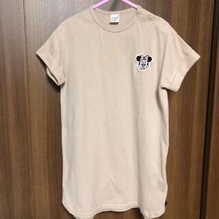 futafuta - futafuta フタフタ ミニー 半袖 ワンピース 95