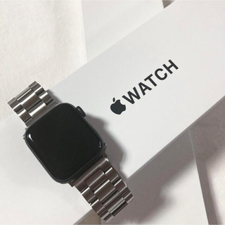 Apple Watch - apple watch series4 44mm GPSモデル