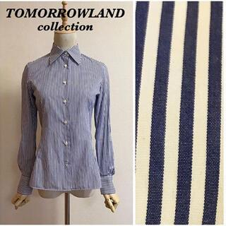TOMORROWLAND - TOMORROWLAND collection ストライプシャツ