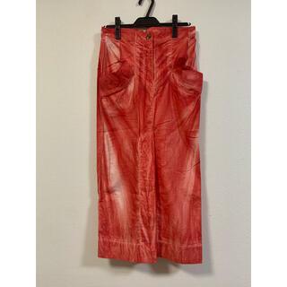 ヴィヴィアンウエストウッド(Vivienne Westwood)のVivienne  タイトロングスカート 38(ロングスカート)
