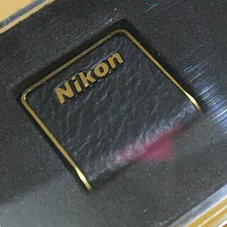Nikon - NIKON 生産終了品 アクセサリーシューカバー レザー  ASC-02 新品