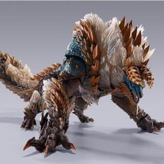 バンダイスピリッツ S.H.MonsterArtsモンスターハンタージンオウガ (ゲームキャラクター)