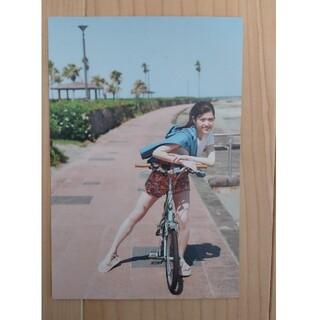 ノギザカフォーティーシックス(乃木坂46)の松村沙友理 写真集 ポストカード(アイドルグッズ)