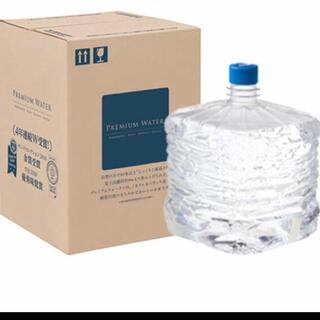 来年1月迄‼ premium Water 12l 一箱 プレミアムウォーター
