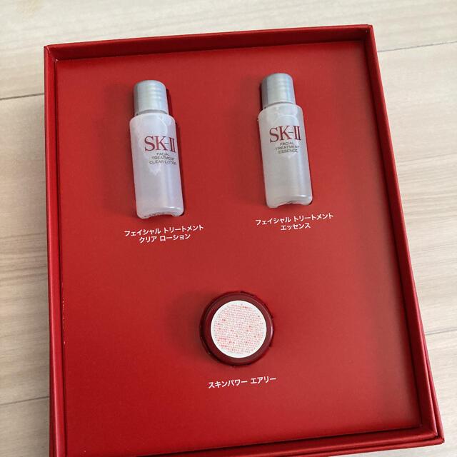 SK-II(エスケーツー)のSK-II サンプル 化粧水 他 コスメ/美容のキット/セット(サンプル/トライアルキット)の商品写真