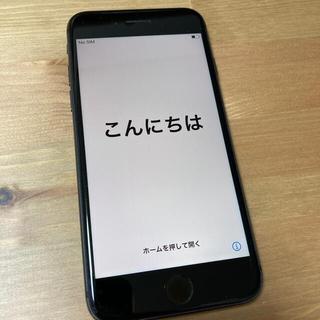 Apple - iPhone8 本体 64GB ブラック SIMフリー
