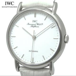 インターナショナルウォッチカンパニー(IWC)の【本体純正】IWC 自動巻 純正 ポートフィノ 腕時計メンズ ウォッチ(腕時計(アナログ))