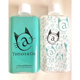 Tiffany & Co. - ティファニー キャットストリート限定  水 ミネラルウォーター 2本セット
