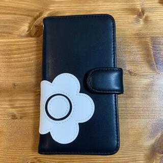 MARY QUANT - マリークワント iPhoneX iPhoneXS スマホケース  携帯ケース