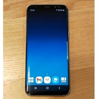 Galaxy - Galaxy S8   SC-02J