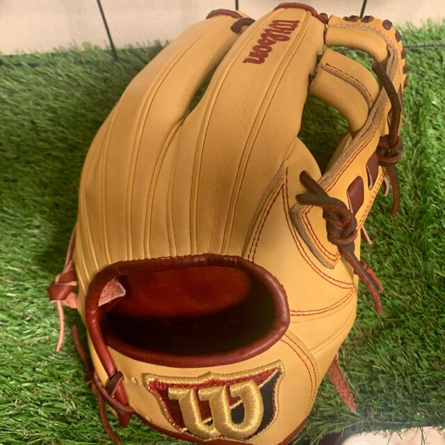 Wilson Staff(ウィルソンスタッフ)のウィルソン 軟式オーダー  D5 スポーツ/アウトドアの野球(グローブ)の商品写真