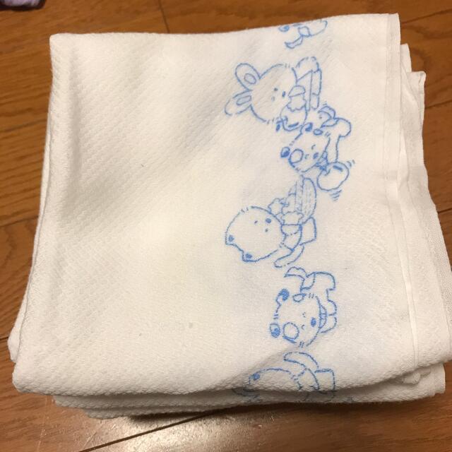 ドビー織り 布オムツ 輪オムツ 7枚 キッズ/ベビー/マタニティのおむつ/トイレ用品(布おむつ)の商品写真