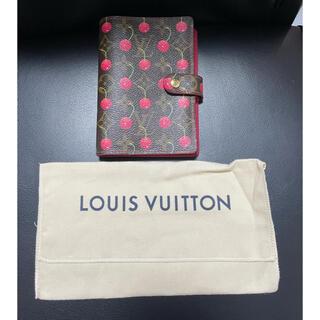 LOUIS VUITTON - ☆ルイヴィトン 手帳 モノグラムチェリー☆